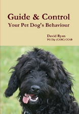 Cover image for Guide & control your pet dog's behaviour book